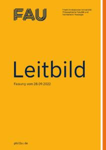Leitbild der Philosophischen Fakultät und Fachbereich Theologie