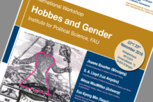 "Zum Artikel ""Internationaler Workshop: Hobbes and Gender"""
