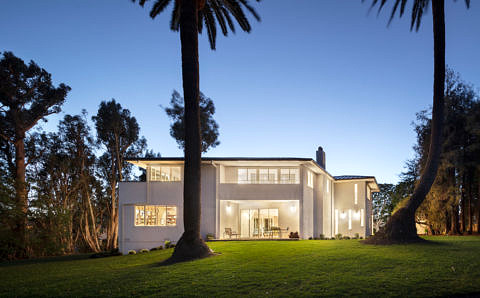 Thomas Mann House in Los Angeles