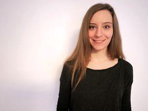 Gewinnerin des Lehrpreis für innovative Lehrkonzepte der Fakultät Helen Wagner